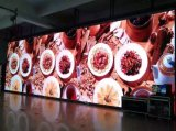 Afficheur LED d'intérieur de publicité polychrome de l'étalage de panneau de DEL P4 SMD grand