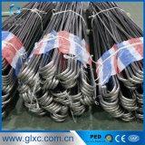 L'iso del PED certifica TP304 il tubo dell'acciaio inossidabile U