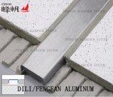 Accessoires de plancher de garniture de tuile d'Alumaiam 8*25mm
