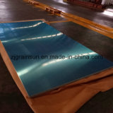 Плита алюминия 1100