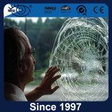 Película da proteção do vidro de indicador da segurança do mercado 4mil de Turquia