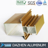6063 [ت5] ألومنيوم قطاع جانبيّ مع صنع وفقا لطلب الزّبون حجم/لون