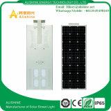 Contrôle du temps nouveau 80W de haute qualité LED solaire éclairage de rue