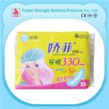 Preiswerter Verkaufs-trockene und bequeme Breathable Basisrecheneinheitfujian-Frauen-Auflagen