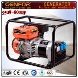 Ohv Digital elektrischer beweglicher Benzin-Generator 3kw
