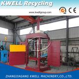 Roupa usada/prensa hidráulica compressa de matéria têxtil/máquina de empacotamento/máquina de embalagem vertical