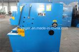 Hydraulische Stahlplatten-Scher-und Ausschnitt-Maschine