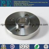 ステンレス鋼の円形ベースを機械で造るODM一流CNC