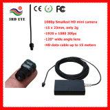 デジタル最も小さいHDカメラの7インチLCDのレコーダーが付いているビデオ1080P保安用カメラシステム