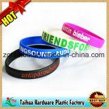 Wristband Colourful del silicone di stampa con Thb-009
