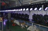 108*3W LEDの洗浄移動ヘッド軽い段階の照明によってDJはディスコの結婚式の照明がパーティを楽しむ