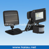3W 6SMD LED Luz solar de Seguridad con Sensor PIR (KA-SSL20)