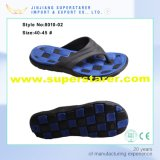 EVA Directly Injection Slippers Men Boys Deux couleurs Flip Flop