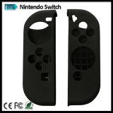 Pelle di caso del coperchio del silicone del Gioia-Regolatore di Gioia-Imbroglione per il regolatore del gioco dell'interruttore della Nintendo
