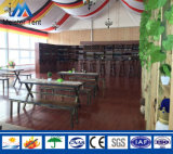 Zaal van de Tent van de Catering van het Banket van de Tent van het Restaurant van het Park van de luxe de Openlucht Ecologische