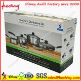 Qualitäts-kundenspezifischer Drucken-Küchenbedarf-Verpackungs-Papierkasten