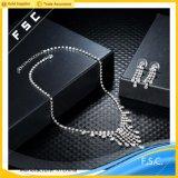 Hot vender joyas de boda cristal el encanto de mujer