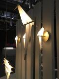Luz de interior decorativa de la pared de la dimensión de una variable LED del pájaro para el dormitorio