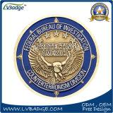 Personalizado de alta calidad que Moneda de estampación metálica