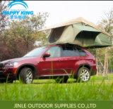 يخيّم إستعمال سيّارة سقف أعلى خيمة
