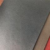 Couro bovino gravado durável da fibra 2017 para assentos de carro da mobília