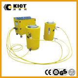 Hochleistungs--hohe Tonnage doppelter verantwortlicher Hydraulik-Wagenheber