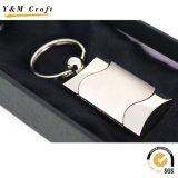 Porte-clés en alliage de zinc en gros en métal pour promotionnel