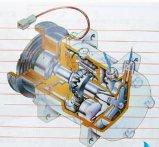 O óleo de refrigeração R22, Frigorífico lubrificante do compressor