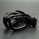 Foldable反スクラッチしなさいパソコンレンズの安全メガネのオートバイの部品(SG146)を