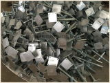 Ringlock 비계 시스템을%s HDG 빈 기본적인 잭