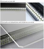 Oberseite 595X595, die 50W LED Deckenverkleidung-Licht mit Cer RoHS EMC verkauft