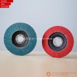 Zirconia Conical Abrasive Flap Discs per Stainless Steel