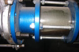 ingénieur d'outre-mer Sevice de machines de la pyrolyse 12ton procurable