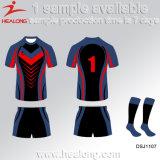 Cheap Last Rugby Jerseys Sublimation Uniformes avec des chaussettes