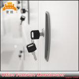 学校の体操のオフィスによって使用される金属18のドアのロッカー