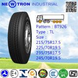 Neumático radial del carro para las ruedas 225/70r19.5 del acero y del acoplado