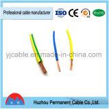 Cable aislado PVC del alambre de cobre rv de la alta calidad de China