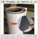 Visión unidireccional del PVC para el bloque de la impresión no la visión en la ventana