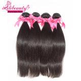 Волосы Peruvian девственницы выдвижения человеческих волос 100% реальные