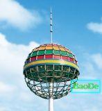 500W 52m High Mast Lighting