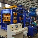 Máquina de fabricación de ladrillo concreta automática de las cenizas volantes del bloque de la depresión del cemento que se enclavija Qt8-15 para la venta