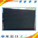 방수 옥외 P10 파란 색깔 발광 다이오드 표시 모듈