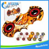 La calidad Multicolor Tri-Spinner Fidget mano Spinner Spinner