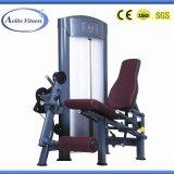 Extensión de pierna profesional el levantamiento de pesas