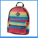 Mochila para la escuela, los dibujos animados y mochila escolar