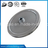 Oem Magnatic Home Exercise Bicycle Iron/sand Casting Flywheel