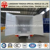 De gegalvaniseerde Volledige Aanhangwagen van de Aanhangwagen van het Vervoer van de Lading Kleine
