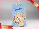 Бирка Hang бирки одежды младенца милая напечатанная для детей