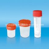 Coupe de l'urine médicaux jetables avec certificat