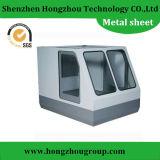 Большое изготовление металлического листа оборудования случая машины размера